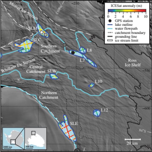 Figure depicting SLM's location at top left